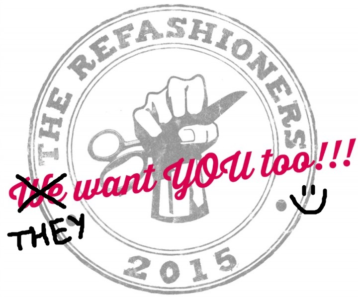 Le concours The Refashioners 2015 ^^