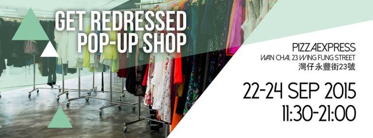 REDRESS POPUP SHOP