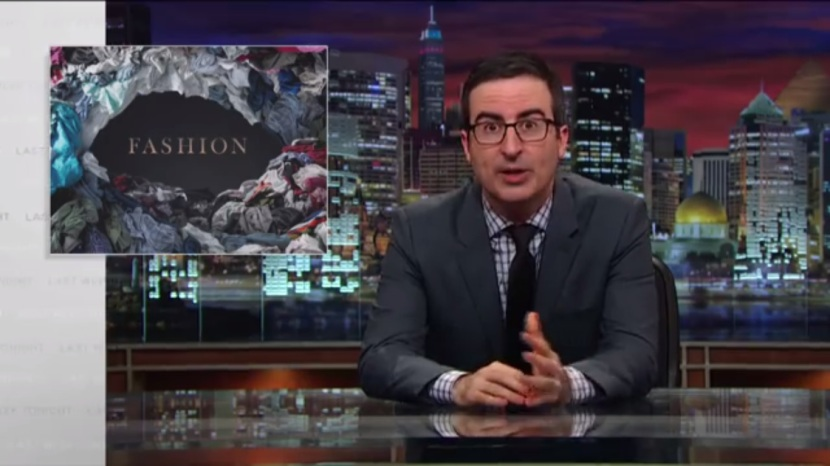 Last Week Tonight with John Oliver: Fast Fashion