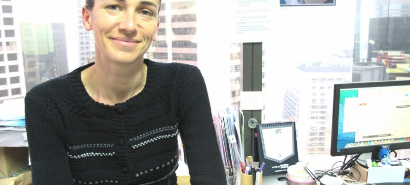 Entretien avec Christina Dean, fondatrice deRedress
