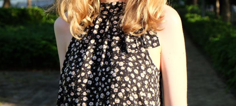 Tuto DIY: Transformer une jupe longue en robecourte