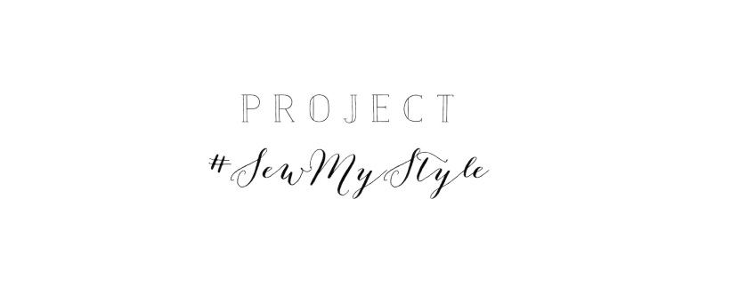 Le projet #Sewmystyle