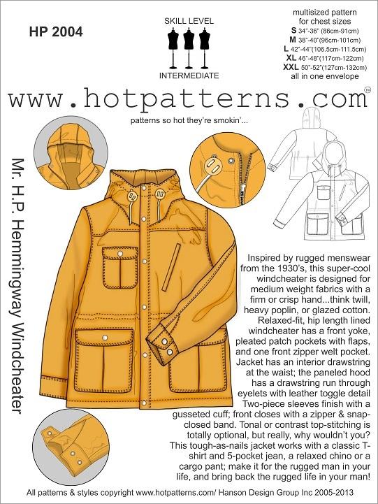 hot-pattern-windcheater