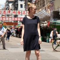 Tuto DIY: La robe rectangle