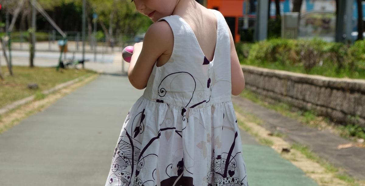 Projet Bonus pour Amandine Cha : La robe Alice